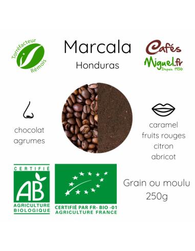 CAFE MOULU MARCALA BIO 250G